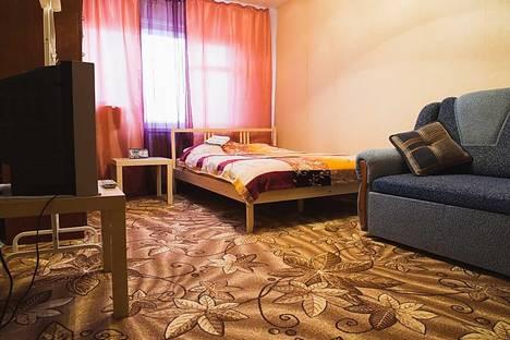 Сдается 1-комнатная квартира посуточно в Северодвинске, ул. Мира, 13.