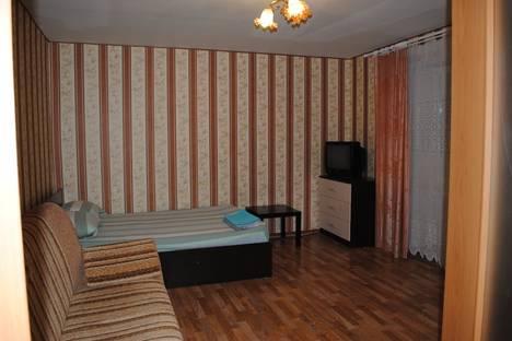 Сдается 1-комнатная квартира посуточнов Уфе, ул. Революционная, 78.