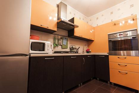 Сдается 1-комнатная квартира посуточно в Уфе, проспект октября 65/5.