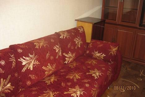 Сдается 1-комнатная квартира посуточнов Сочи, ул. Чайковского, 8.