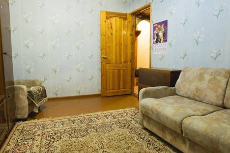 Сдается 2-комнатная квартира посуточнов Северодвинске, проспект Труда, 26.