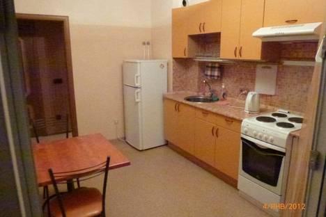 Сдается 1-комнатная квартира посуточнов Санкт-Петербурге, проспект Космонавтов, 37.
