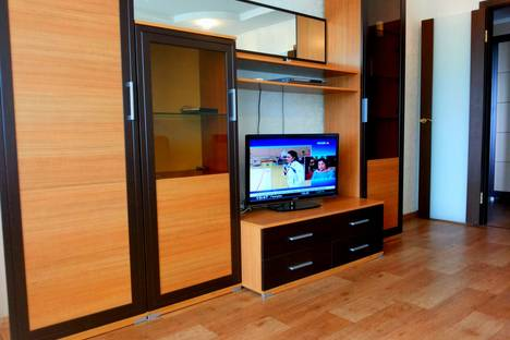 Сдается 2-комнатная квартира посуточно в Хабаровске, ул. Большая 7.