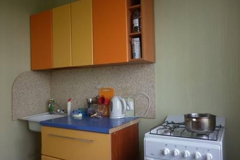 Сдается 2-комнатная квартира посуточнов Великом Новгороде, ул. Завокзальная, 4.