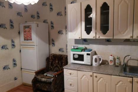 Сдается 1-комнатная квартира посуточнов Ижевске, Зои Космодемьянской, 15 (Строитель).
