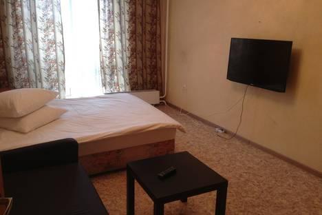 Сдается 1-комнатная квартира посуточнов Новокузнецке, пр. Строителей 90.