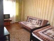 Сдается посуточно 1-комнатная квартира в Твери. 40 м кв. пер никитина д 13