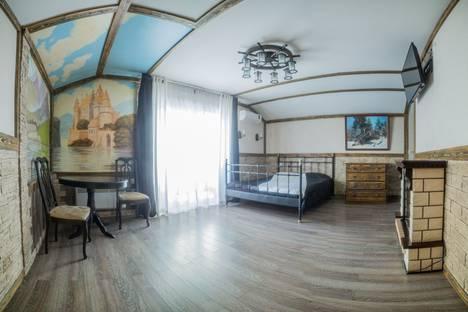 Сдается 1-комнатная квартира посуточно, ул. Скворцова-Степанова, 52а.