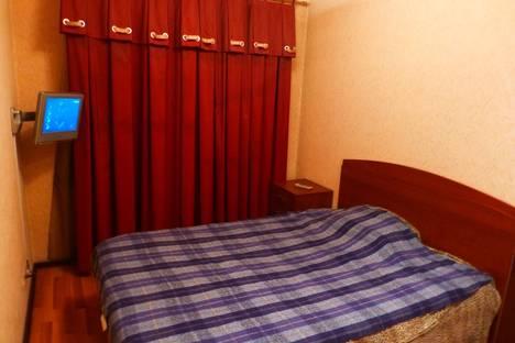 Сдается 2-комнатная квартира посуточно в Петропавловске-Камчатском, ул. Карбышева, 16.
