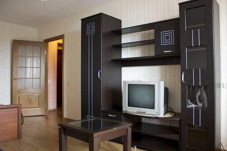 Сдается 1-комнатная квартира посуточно, проспект Октября, 47.