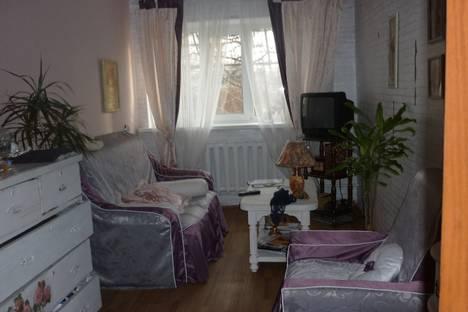 Сдается 2-комнатная квартира посуточно в Ейске, ул. Янышева дом 17.