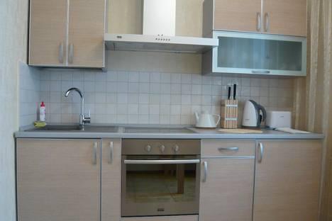 Сдается 1-комнатная квартира посуточнов Красногорске, ул. Вилора Трифонова, 7.