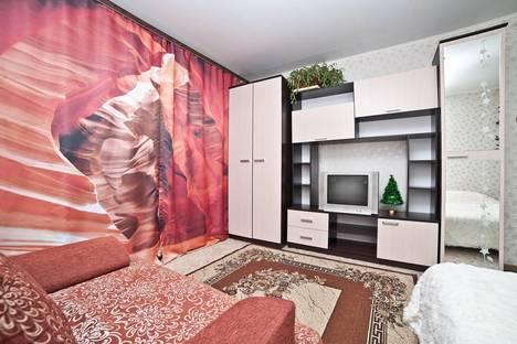 Сдается 1-комнатная квартира посуточнов Екатеринбурге, ул. Победы, 31.