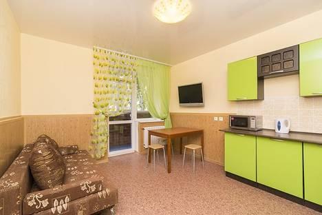 Сдается 1-комнатная квартира посуточнов Екатеринбурге, ул. Амундсена, 68Б.