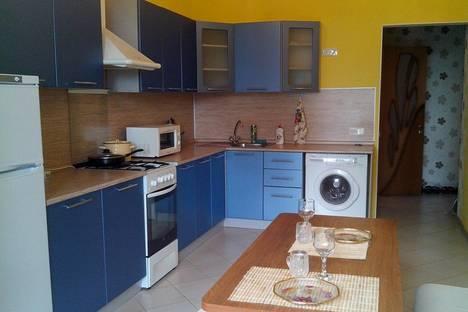 Сдается 1-комнатная квартира посуточно в Иванове, ул. Богдана Хмельницкого, 55.