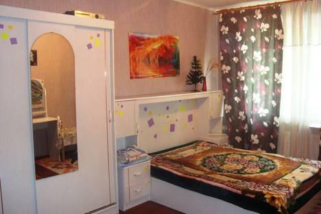 Сдается 1-комнатная квартира посуточно в Казани, ул. Маршала Чуйкова, 36.
