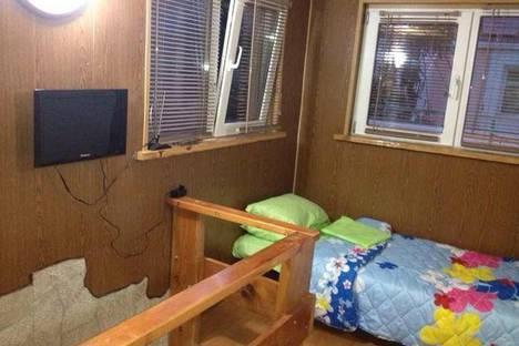 Сдается 1-комнатная квартира посуточнов Сочи, ул. Нагорная, 14.