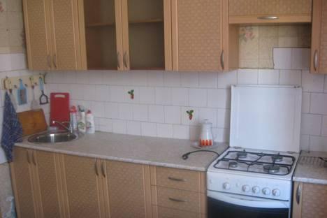 Сдается 1-комнатная квартира посуточно в Вологде, ул. Самойло, 12.