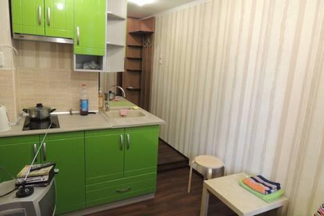 Сдается 1-комнатная квартира посуточно в Томске, ул. Учебная, 15.