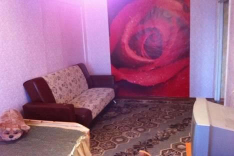 Сдается 1-комнатная квартира посуточно в Тулуне, ул. Тухачевского, 1.