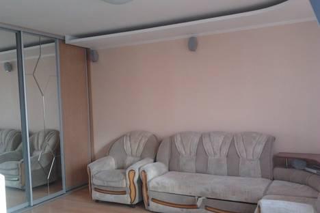 Сдается 1-комнатная квартира посуточно в Костроме, ул. Проспект мира 75.