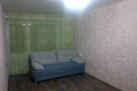 Сдается 1-комнатная квартира посуточно в Горно-Алтайске, Коммунистический проспект, 66.