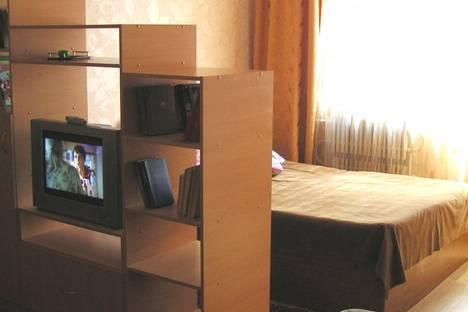 Сдается 1-комнатная квартира посуточнов Белгороде, Октябрьская ул., 63.
