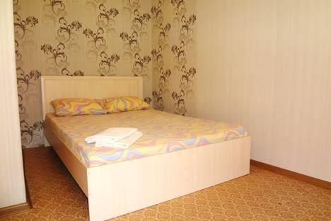 Сдается 1-комнатная квартира посуточнов Чебоксарах, ул. Университетская, 22.