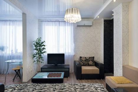 Сдается 1-комнатная квартира посуточно, ул,Донецкая 16а.