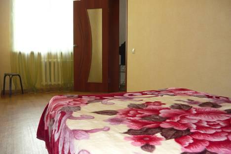 Сдается 2-комнатная квартира посуточно в Иркутске, Лермонтова 81/20.