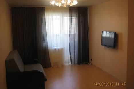 Сдается 1-комнатная квартира посуточно в Казани, ул. Мусина д.7.