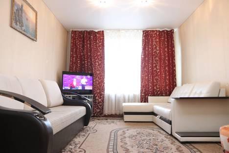 Сдается 2-комнатная квартира посуточно в Стерлитамаке, Артема,122.