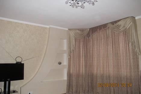Сдается 1-комнатная квартира посуточнов Самаре, МОСКОВСКОЕ ШОССЕ 53.