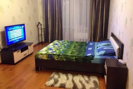 Сдается 2-комнатная квартира посуточно в Перми, ул. Беляева, 40в.