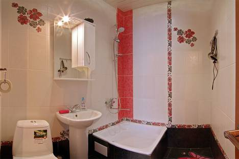Сдается 2-комнатная квартира посуточно в Белокурихе, Речной,4.