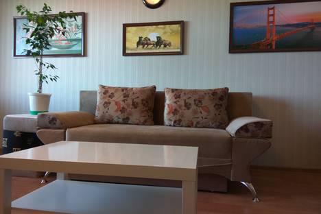 Сдается 2-комнатная квартира посуточно в Брянске, ул Авиационная, д.23.