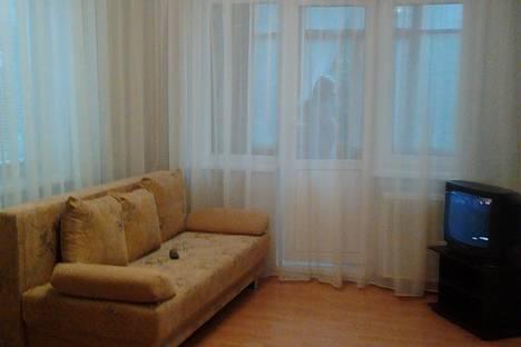Сдается 1-комнатная квартира посуточнов Уфе, ул. Рихарда Зорге, 32.