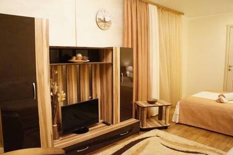 Сдается 1-комнатная квартира посуточнов Казани, проспект Победы, 39.