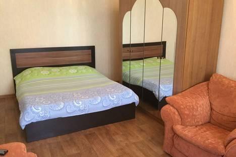 Сдается 1-комнатная квартира посуточно в Копейске, Коммунистический проспект, 25А.