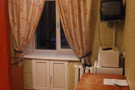 Сдается 1-комнатная квартира посуточнов Уфе, Проспект Октября, 37..