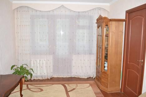Сдается 2-комнатная квартира посуточнов Твери, ул. Орджоникидзе, 52 к1.