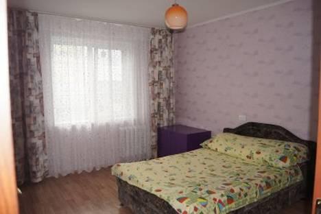 Сдается 1-комнатная квартира посуточнов Уфе, проспект октября 112.