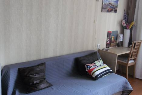 Сдается 1-комнатная квартира посуточно в Санкт-Петербурге, ул. Пулковская, 6к3.