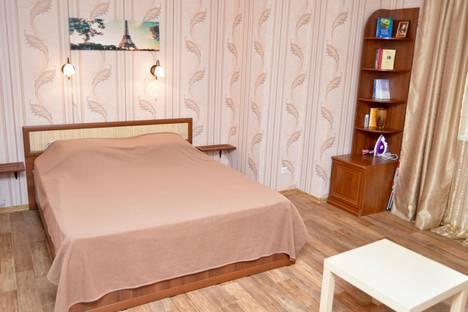 Сдается 1-комнатная квартира посуточно в Воронеже, ул. Челюскинцев, 101В.