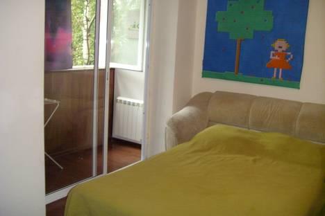 Сдается 1-комнатная квартира посуточнов Санкт-Петербурге, проспект энгельса 135.