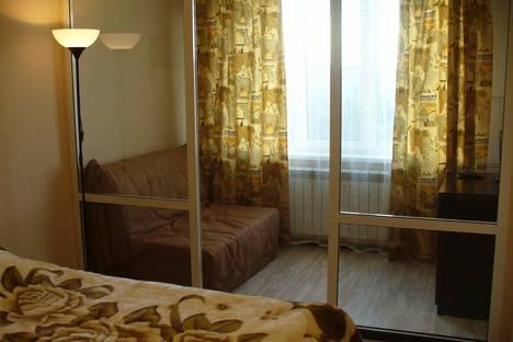 Сдается 1-комнатная квартира посуточнов Вологде, Карла Маркса, 121.