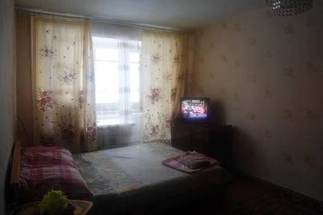 Сдается 1-комнатная квартира посуточнов Уфе, Проспект Октября 63/4.