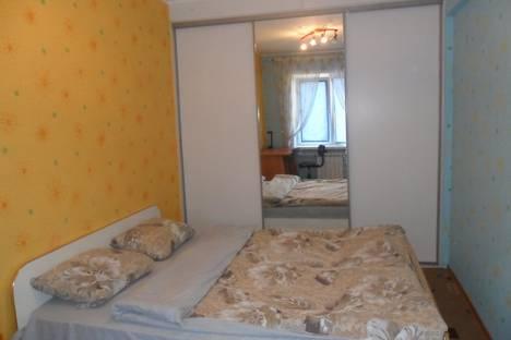 Сдается 2-комнатная квартира посуточно в Новосибирске, улица достоевского 3.