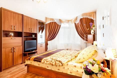 Сдается 1-комнатная квартира посуточно в Екатеринбурге, Кузнечная 83.