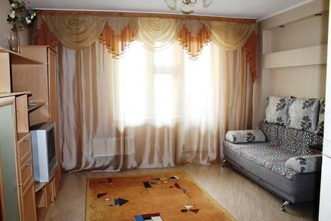 Сдается 1-комнатная квартира посуточнов Бердске, м/р Горский 78.